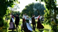 """Tarptautinė folkloro šventė """"Liob šuokt, liob dainiout..."""" Skuode"""