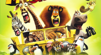 """Šou """"Pabėgimas iš Madagaskaro"""" Skuode"""
