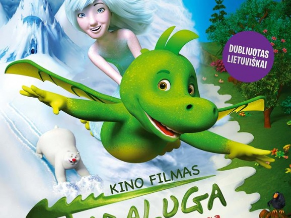Kino filmas vaikams Skuode